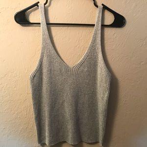 Daytrip sweater tank